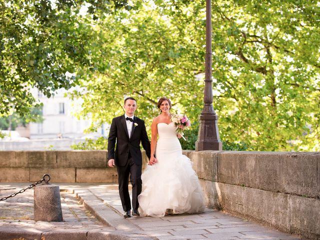 Le mariage de Creg et Shelby à Paris, Paris 78