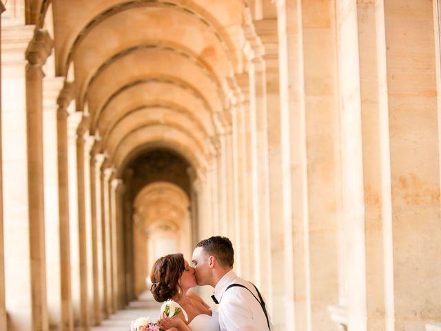 Le mariage de Creg et Shelby à Paris, Paris 89