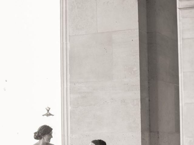 Le mariage de Creg et Shelby à Paris, Paris 90