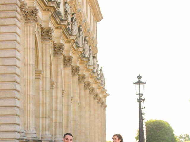 Le mariage de Creg et Shelby à Paris, Paris 93