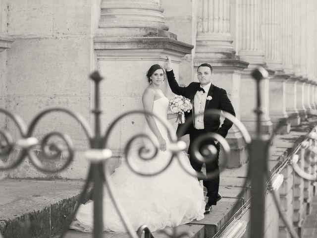 Le mariage de Creg et Shelby à Paris, Paris 94