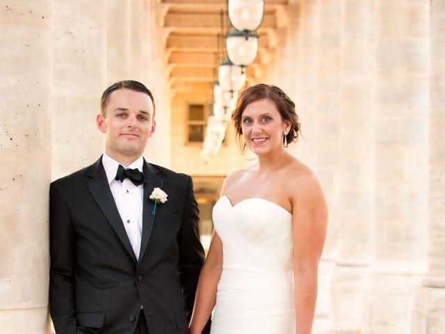 Le mariage de Creg et Shelby à Paris, Paris 100