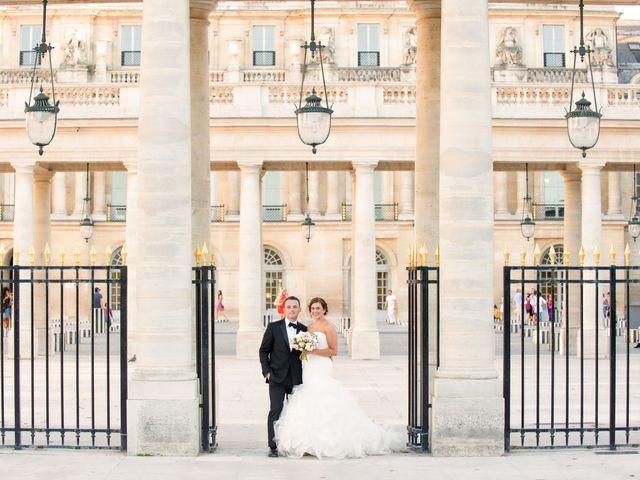 Le mariage de Creg et Shelby à Paris, Paris 102