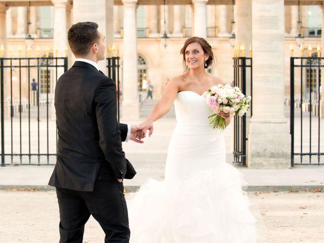 Le mariage de Creg et Shelby à Paris, Paris 104