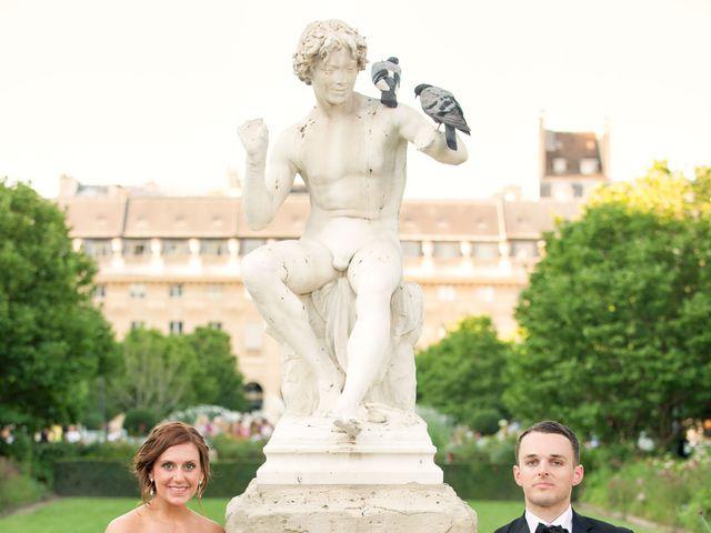 Le mariage de Creg et Shelby à Paris, Paris 107