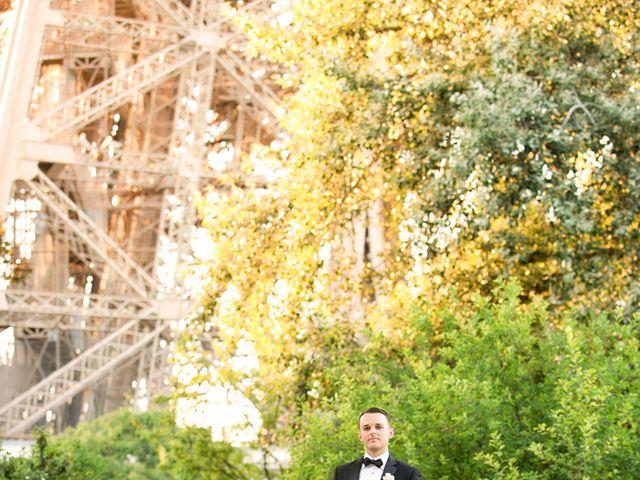 Le mariage de Creg et Shelby à Paris, Paris 110