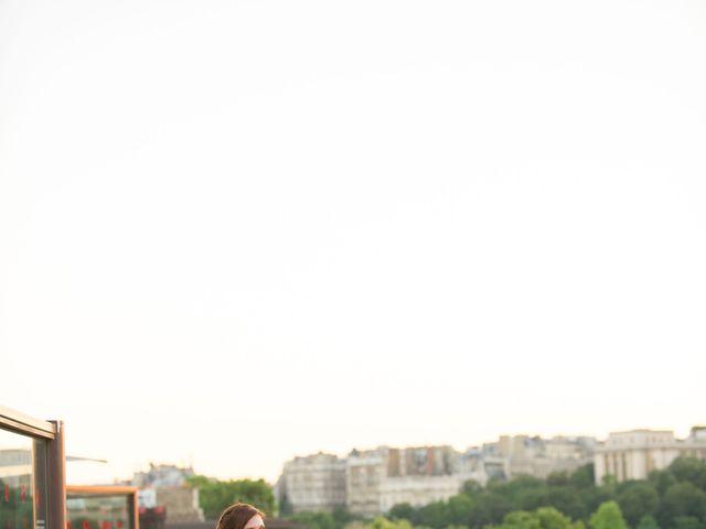 Le mariage de Creg et Shelby à Paris, Paris 135