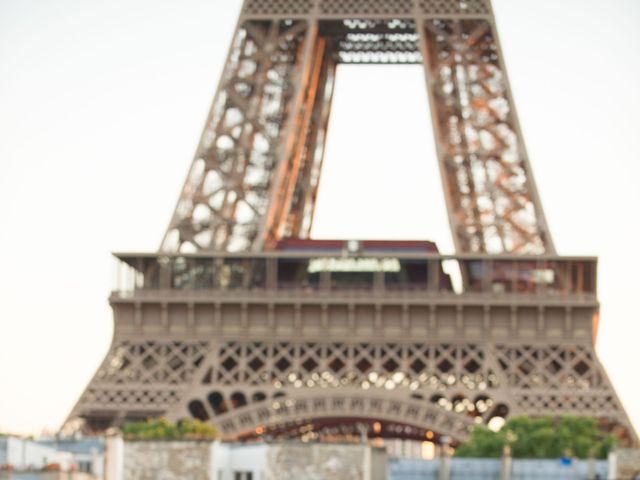 Le mariage de Creg et Shelby à Paris, Paris 133