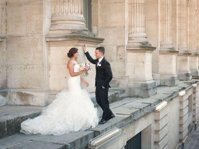 Le mariage de Creg et Shelby à Paris, Paris 115