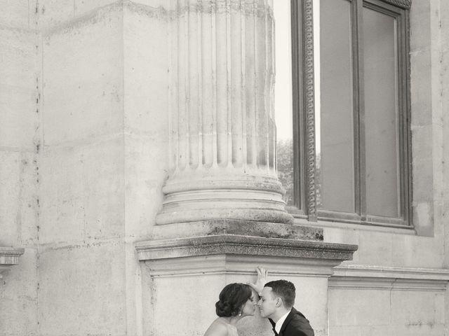 Le mariage de Creg et Shelby à Paris, Paris 116