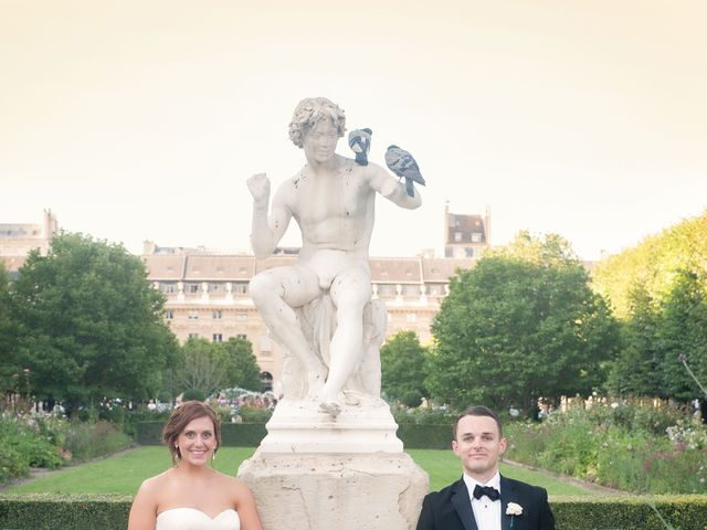 Le mariage de Creg et Shelby à Paris, Paris 121