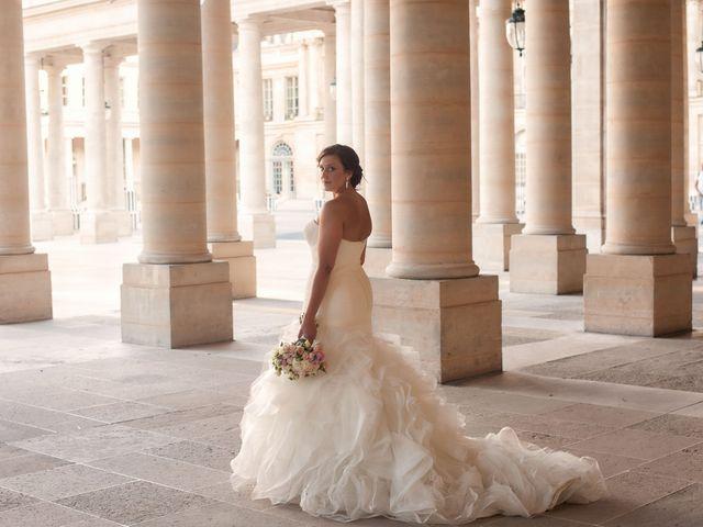 Le mariage de Creg et Shelby à Paris, Paris 122