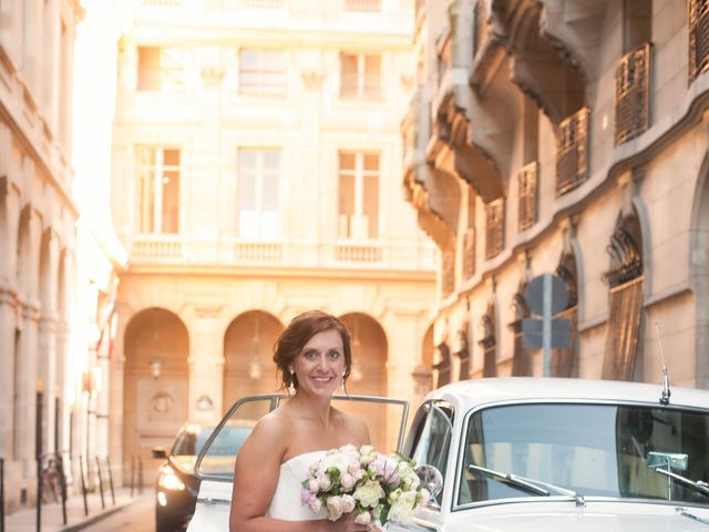 Le mariage de Creg et Shelby à Paris, Paris 123