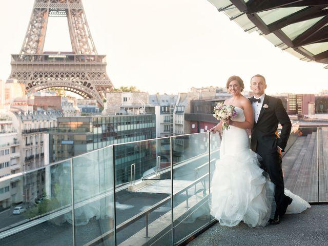 Le mariage de Creg et Shelby à Paris, Paris 124