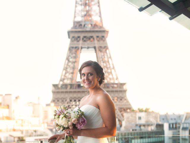 Le mariage de Creg et Shelby à Paris, Paris 125