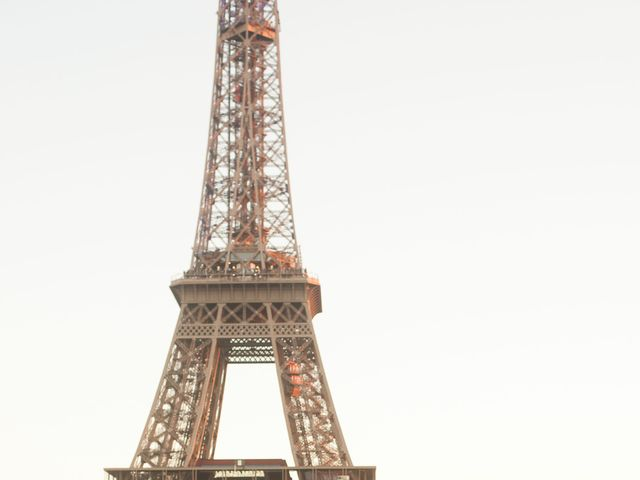 Le mariage de Creg et Shelby à Paris, Paris 132