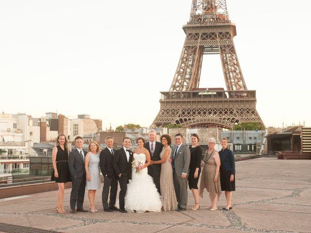 Le mariage de Creg et Shelby à Paris, Paris 138