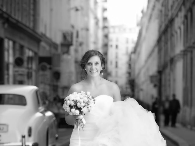 Le mariage de Creg et Shelby à Paris, Paris 9