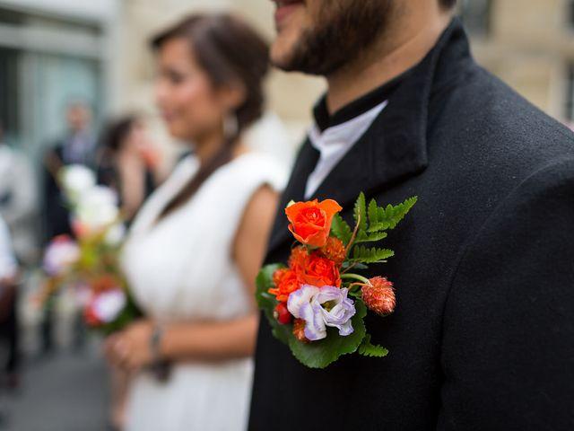 Le mariage de Raphael et Maria à Paris, Paris 8