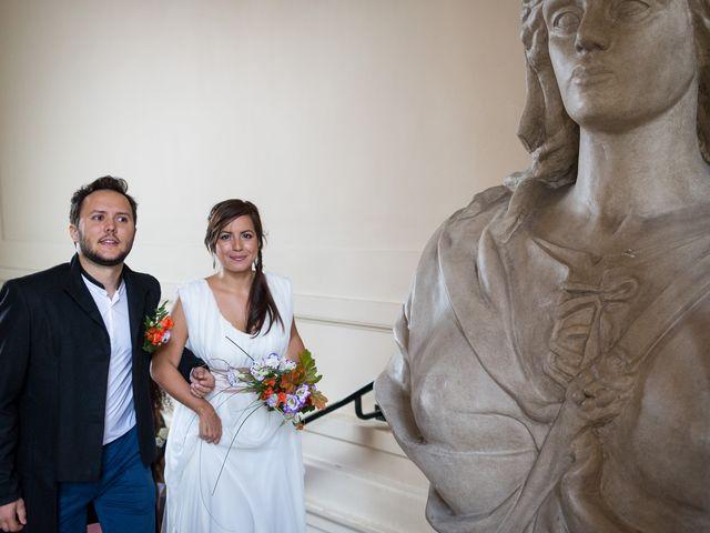 Le mariage de Raphael et Maria à Paris, Paris 9