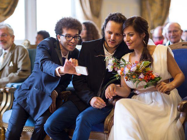 Le mariage de Raphael et Maria à Paris, Paris 10