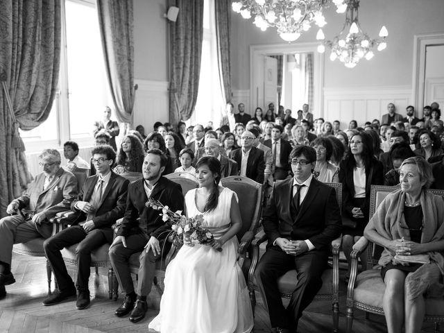 Le mariage de Raphael et Maria à Paris, Paris 11