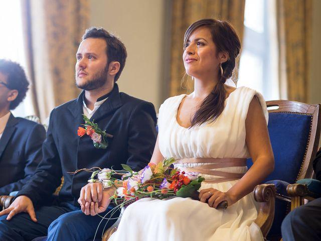 Le mariage de Raphael et Maria à Paris, Paris 12