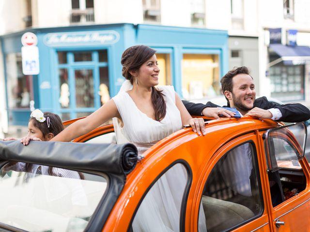 Le mariage de Raphael et Maria à Paris, Paris 14