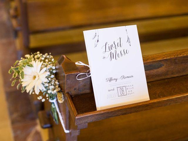 Le mariage de Romain et Tiffany à Chevincourt, Oise 15