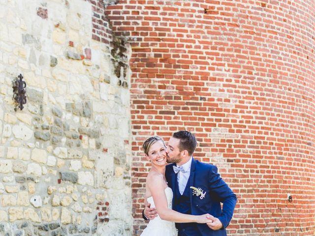 Le mariage de Romain et Tiffany à Chevincourt, Oise 19