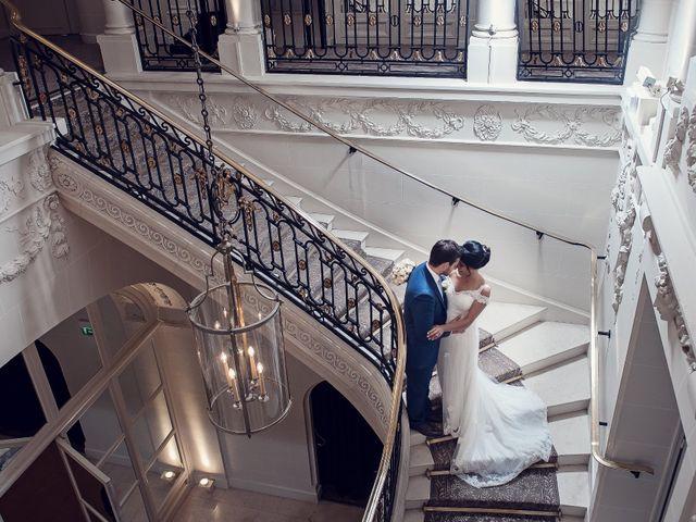 Le mariage de Veema et Arnaud