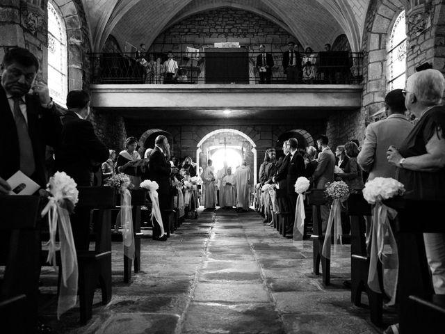 Le mariage de Charles et Emilie à Saint-Avé, Morbihan 6
