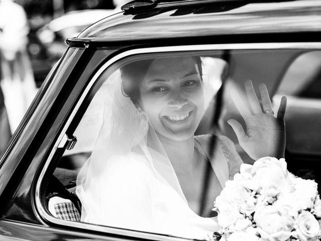 Le mariage de Charles et Emilie à Saint-Avé, Morbihan 8