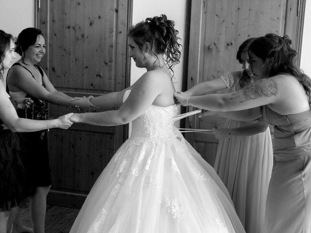 Le mariage de Johan et Lola à Serviès, Tarn 31
