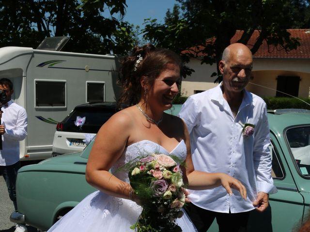 Le mariage de Johan et Lola à Serviès, Tarn 40