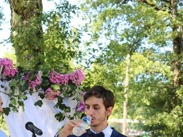 Le mariage de Johan et Lola à Serviès, Tarn 41