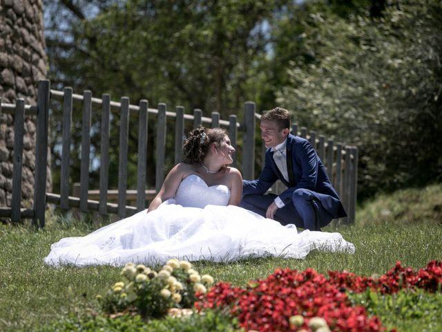 Le mariage de Johan et Lola à Serviès, Tarn 48