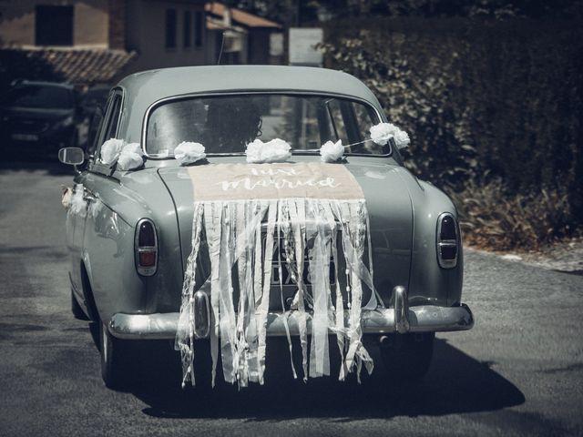 Le mariage de Johan et Lola à Serviès, Tarn 54