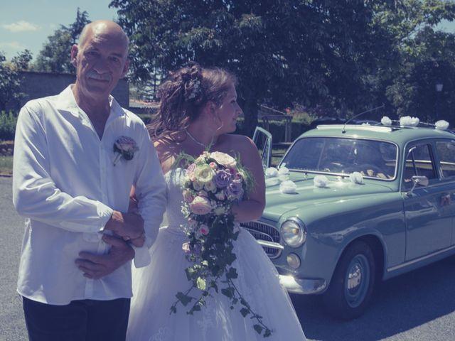 Le mariage de Johan et Lola à Serviès, Tarn 55
