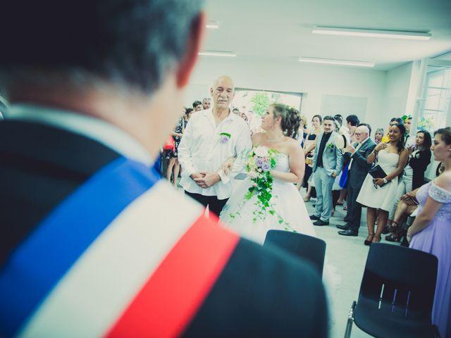 Le mariage de Johan et Lola à Serviès, Tarn 57