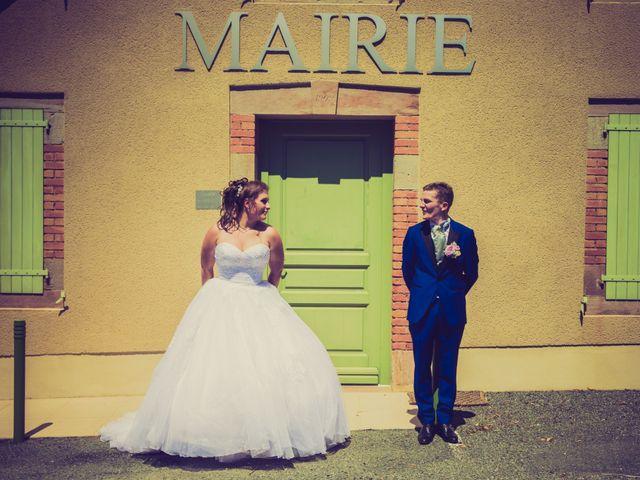 Le mariage de Johan et Lola à Serviès, Tarn 61