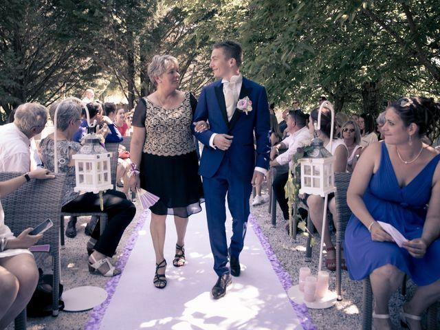 Le mariage de Johan et Lola à Serviès, Tarn 63