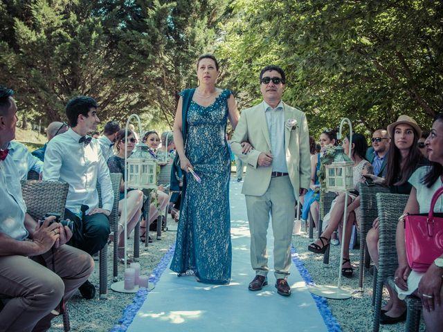 Le mariage de Johan et Lola à Serviès, Tarn 64