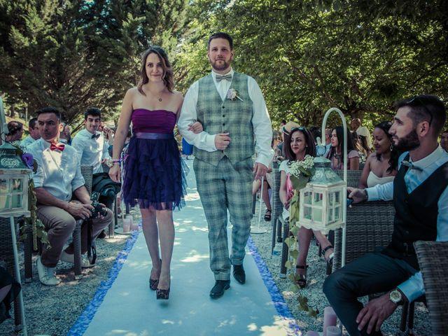 Le mariage de Johan et Lola à Serviès, Tarn 65