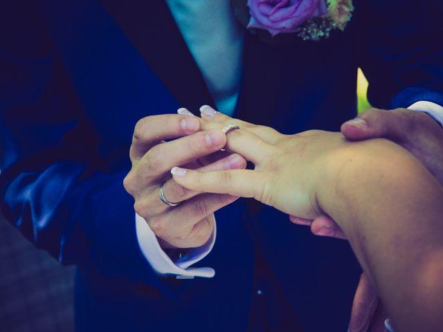 Le mariage de Johan et Lola à Serviès, Tarn 71