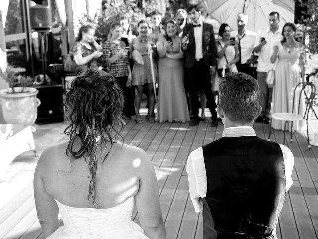 Le mariage de Johan et Lola à Serviès, Tarn 74