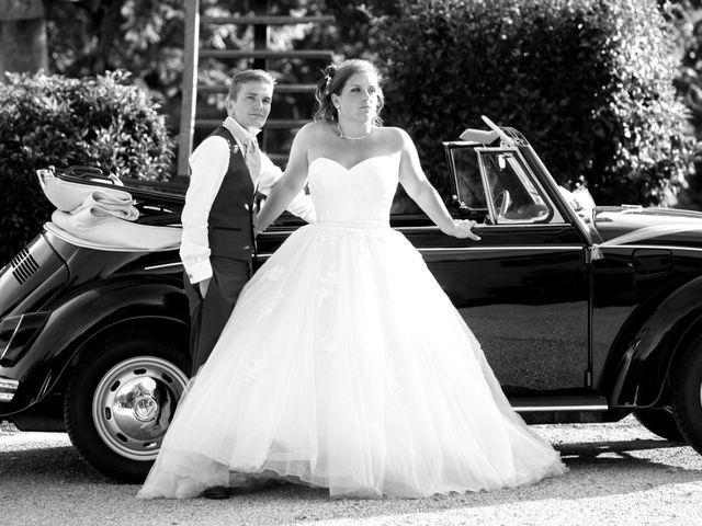 Le mariage de Johan et Lola à Serviès, Tarn 78