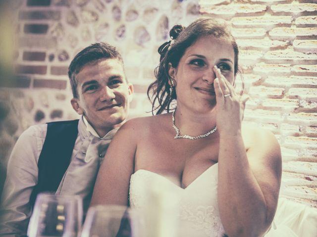 Le mariage de Johan et Lola à Serviès, Tarn 85