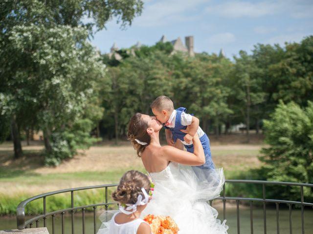 Le mariage de Fred et Céline à Carcassonne, Aude 4