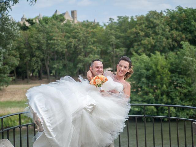 Le mariage de Fred et Céline à Carcassonne, Aude 5